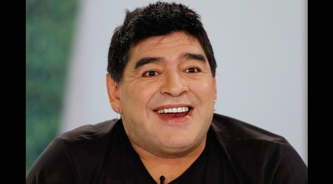 Plastic Surgery Maradona