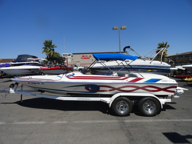 1996 Essex Boats 21 Classic Open Bow. Just Arrived!