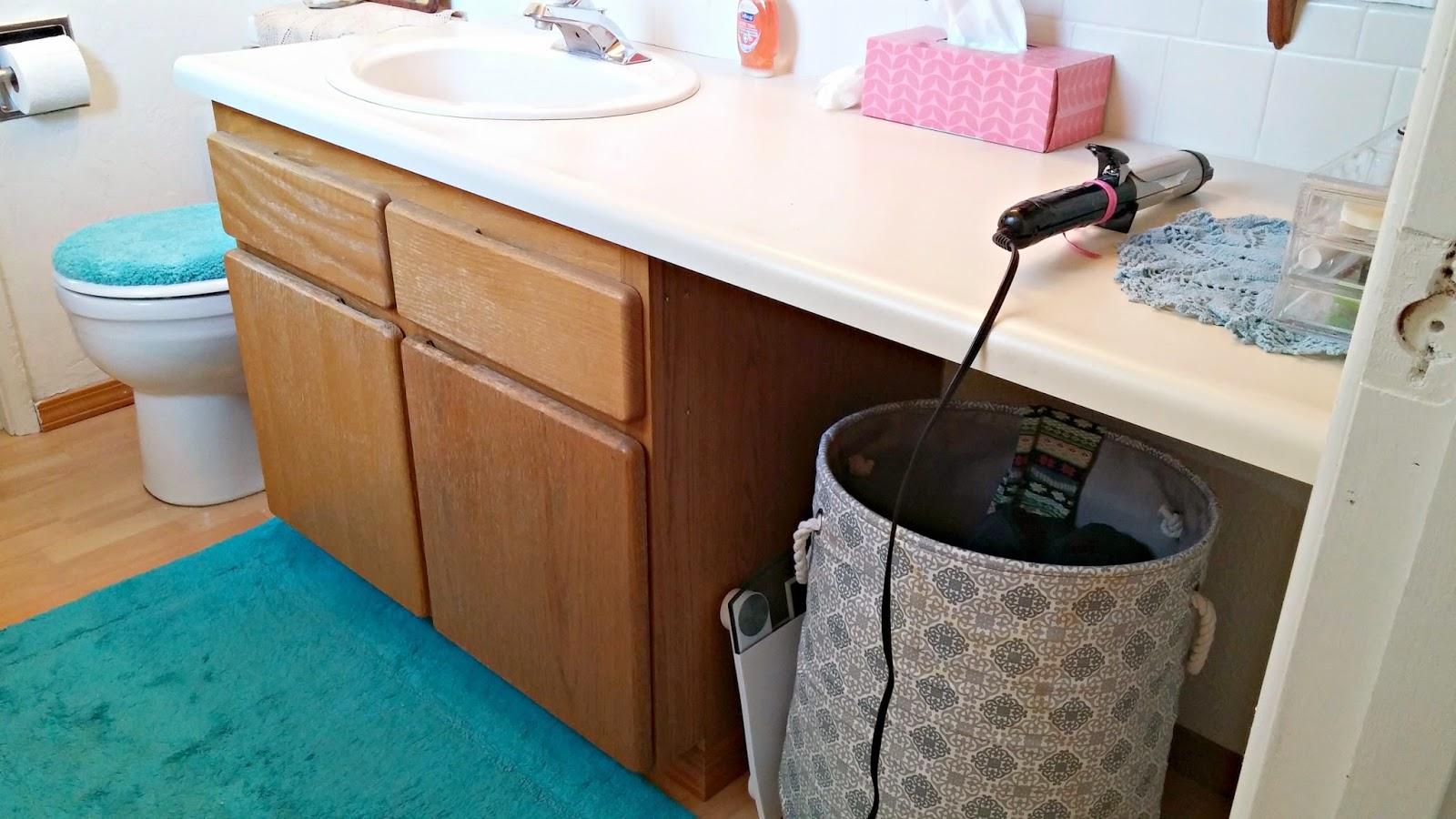 Redo bathroom vanity