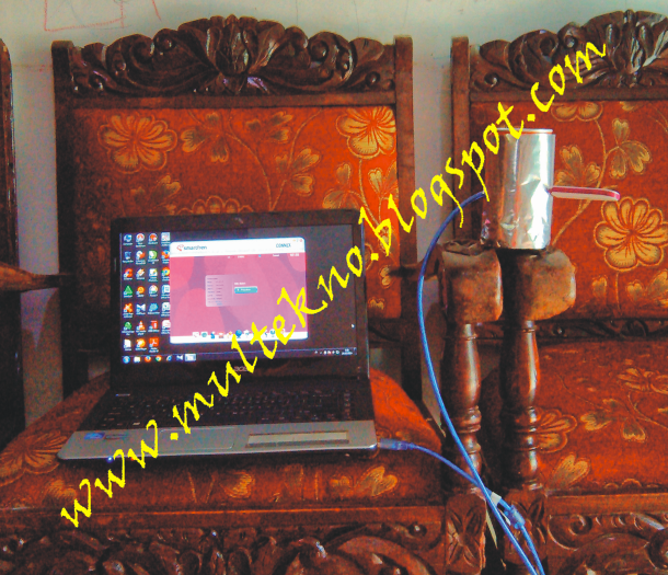 Antena Kaleng Modem USB