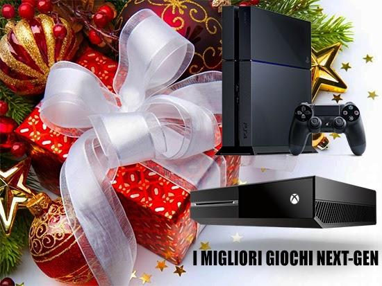 I migliori giochi next-gen da regalare a Natale