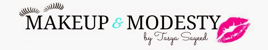 MAKEUP & MODESTY