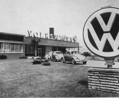 Old Cars Canada 1959 Volkswagen 1200 Standard Sedan