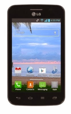 LG l39c optimus dynamic 2