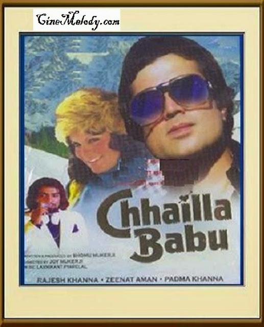 Chhailla Babu  1977