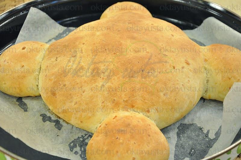 Patatesli Peynirli Ekmek Tarifi Yapımı