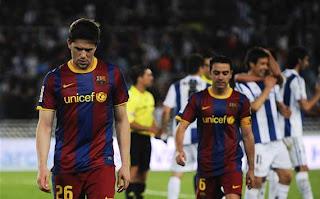 Resultados Jornada 34 Liga Española