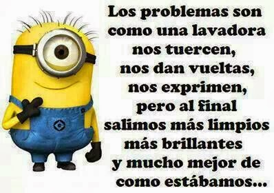 ¿Problemas?