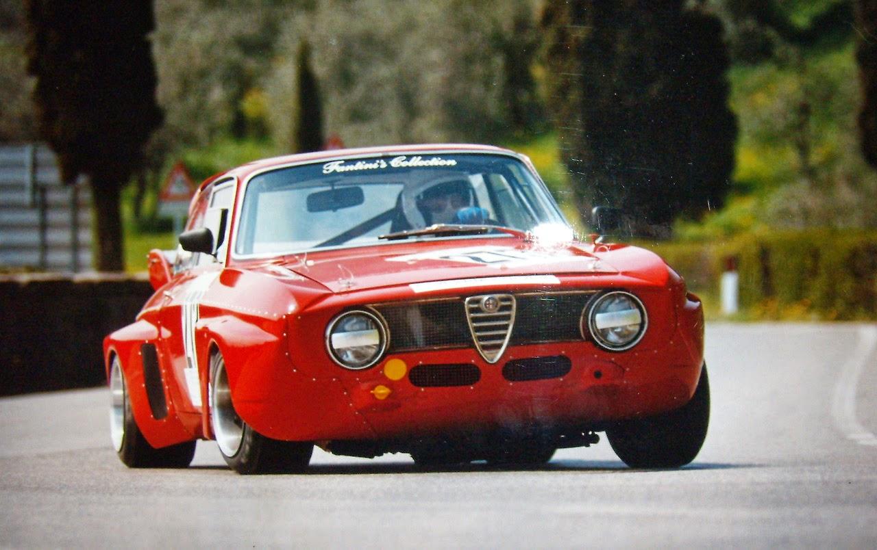 Alfa romeo gtv engine swap 12