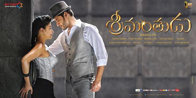 Srimanthudu Telugu Full Movie Mahesh
