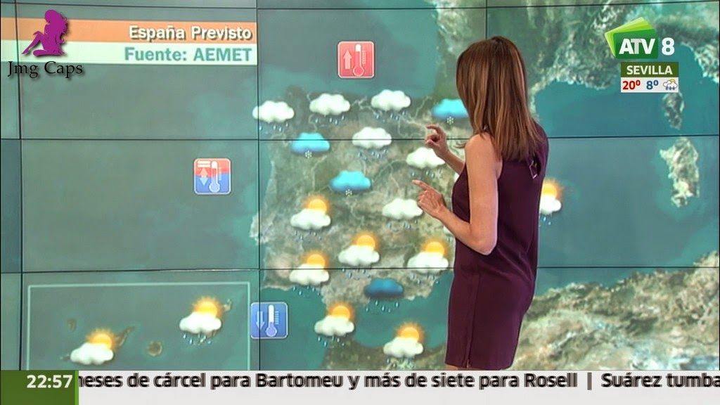 ANA CRISTINA RAMIREZ, EL TIEMPO (23.03.15)