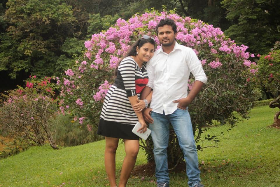 madhu nithyani and husband