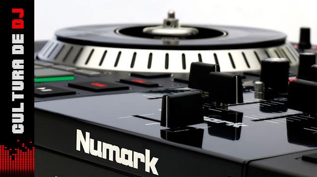 Controlador Numark NS7 II