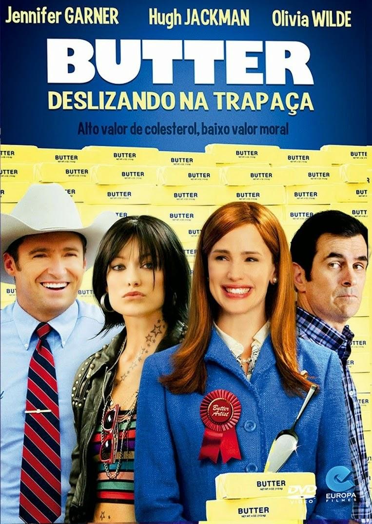 Butter: Deslizando na Trapaça – Dublado (2011)