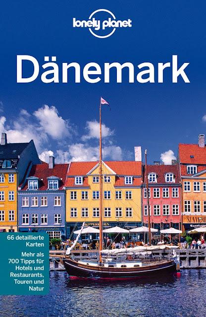 Amalie loves Denmark Dänemark lonely planet Reiseführer