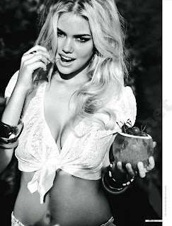 Kate Upton Magazine Cover, DT Magazine Cover