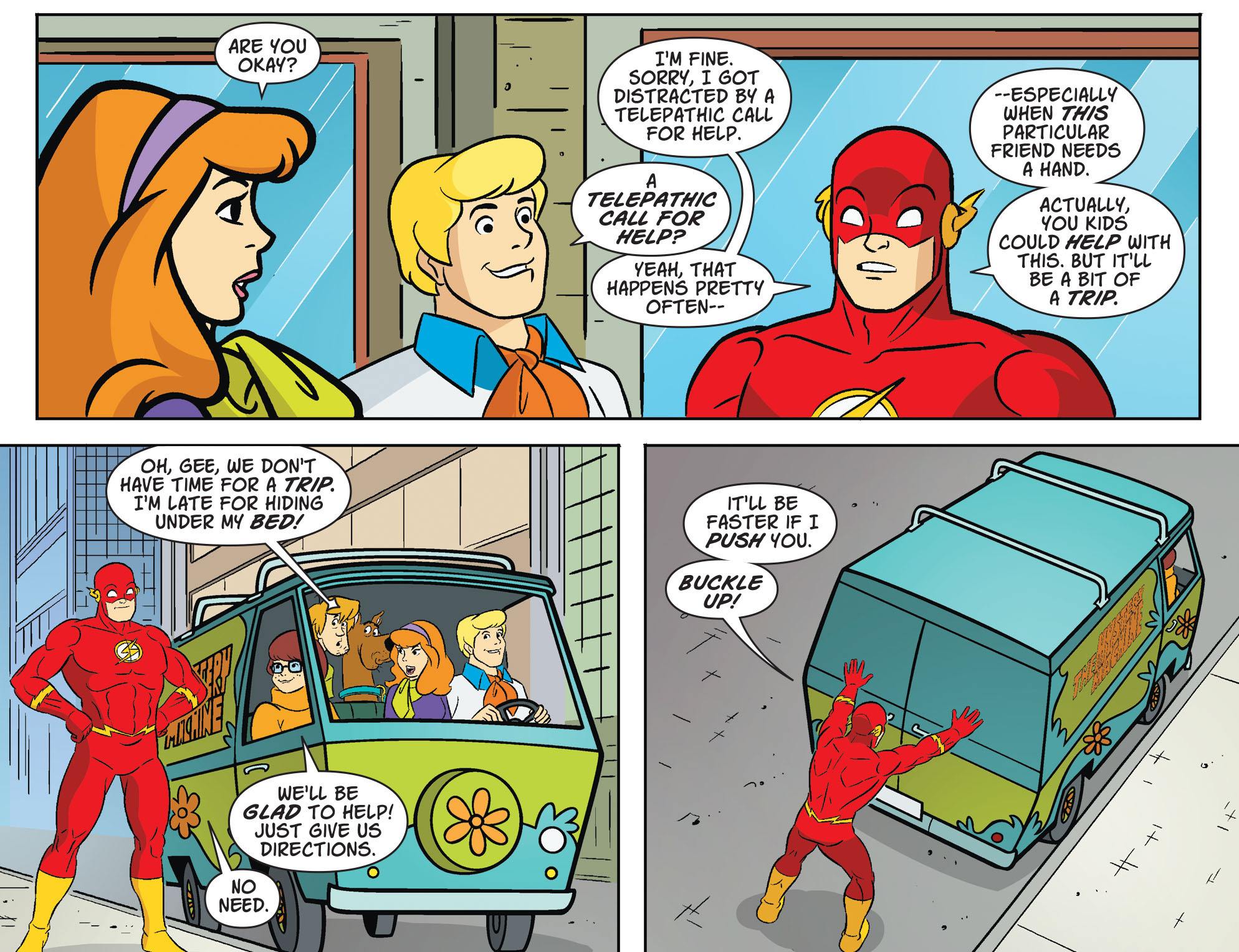 Read online Scooby-Doo! Team-Up comic -  Issue #29 - 9
