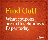 Sunday Coupon Preview!