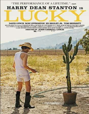 Poster Of Hollywood Film Watch Online Lucky 2017 Full Movie Download Free Watch Online 300MB