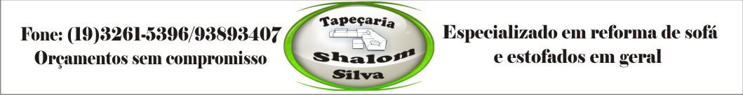 TAPEÇARIA SHALON SILVA