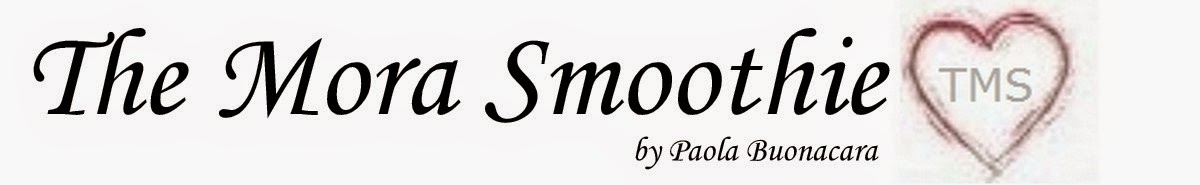 The Mora Smoothie by Paola Buonacara