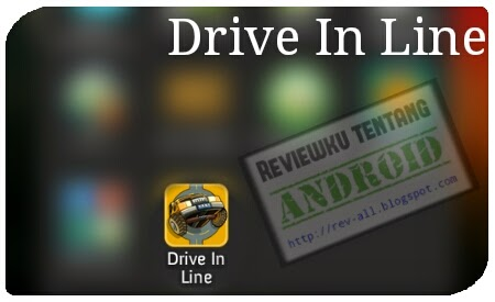 Ikon game Line In Drive - tantangan mengendara mobil di garis (jangan sampai keluar aspal atau jalan) rev-all.blogspot.com