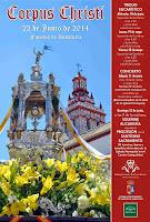 Fuentes de Andalucía - Fiesta del Corpus 2014