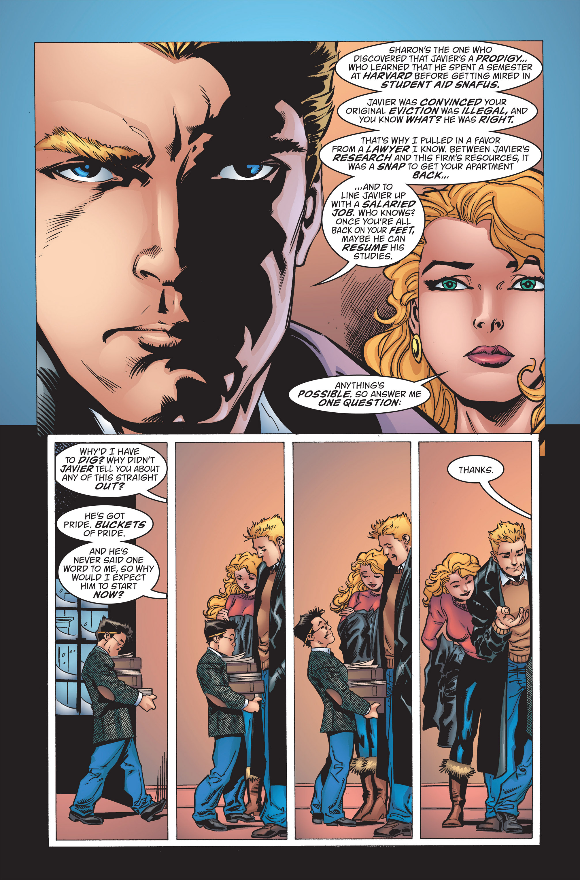 Captain America (1998) Issue #15 #21 - English 12