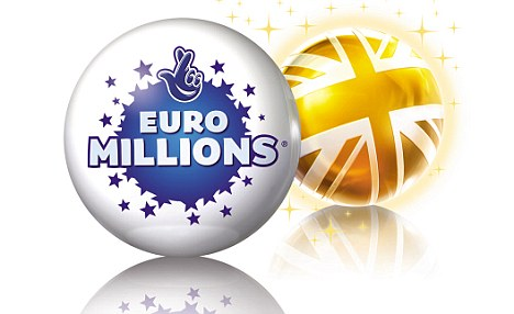 A Growing Teenager Diary !: EUROMILLIONS Winners Colin and Chris Weir