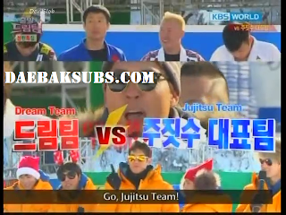 Korean Entertainment: Let's go Dream Team Season 2 EP 163 [Eng Sub]