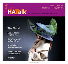 My Hat in HATalk Magazine