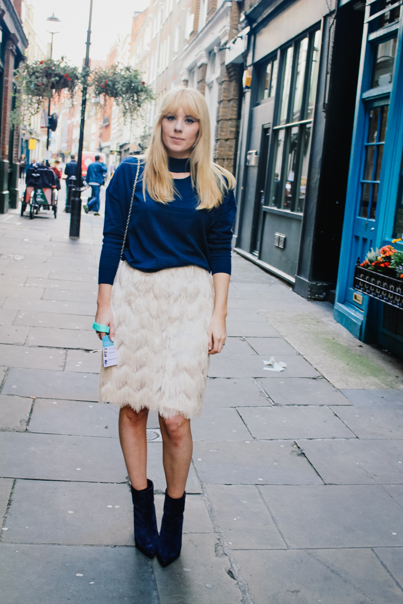 LFW SS16 Street Style The Goodowl