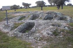 Necrópolis visigoda de Arroyo de la Luz