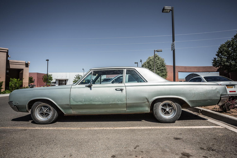 The Street Peep Repeep 1965 Oldsmobile Cutlass F85