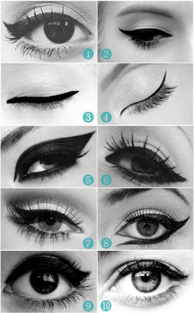 7 Easy to Follow Advanced Cat Eyes Makeup | ABCDiy