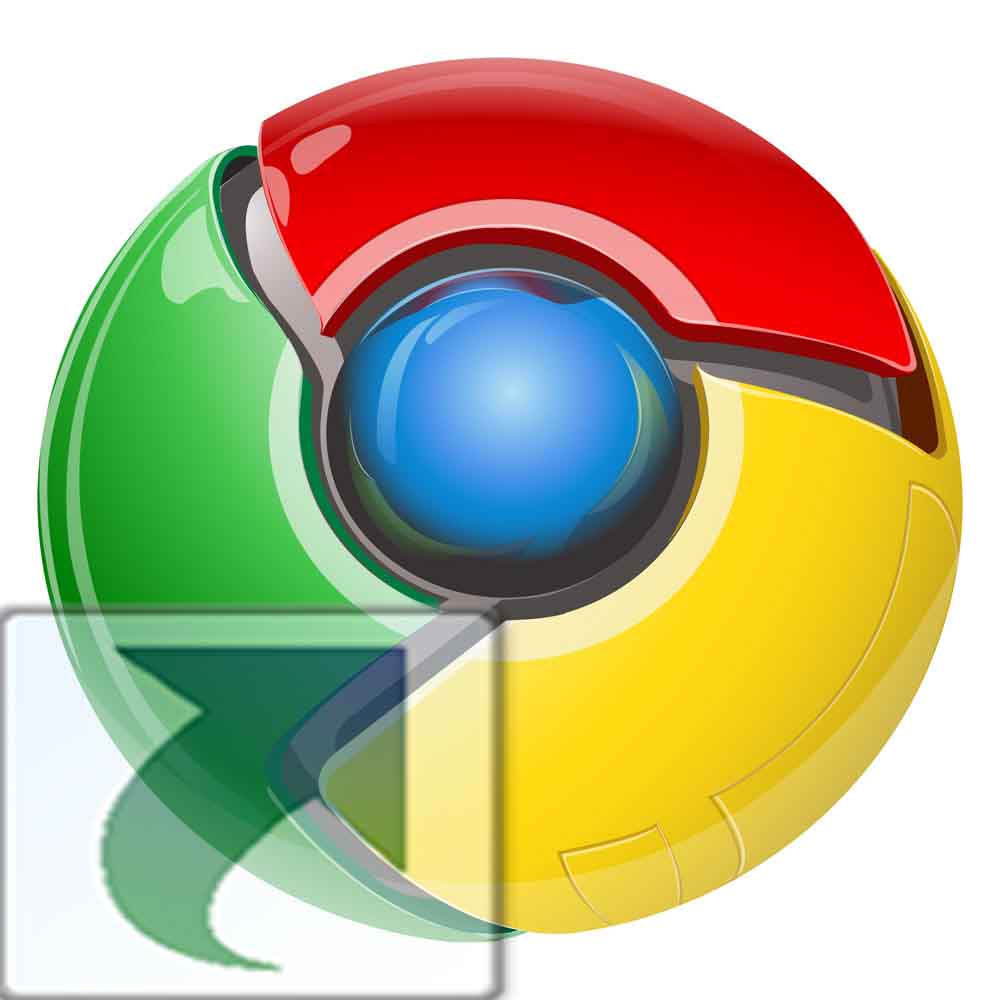 Google Chrome shortcut