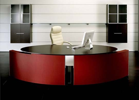 Modern Executive Office Design