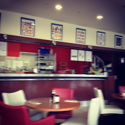 St Louis Cafe Okazaki, Aichi