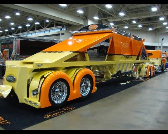 Truck Drivers U S A The Best Modified Truck vol 22