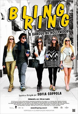 Assistir Filme Bling Ring A Gangue de Hollywood Online Dublado