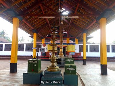 Trichambaram Krishna temple, Kannur- Kerala