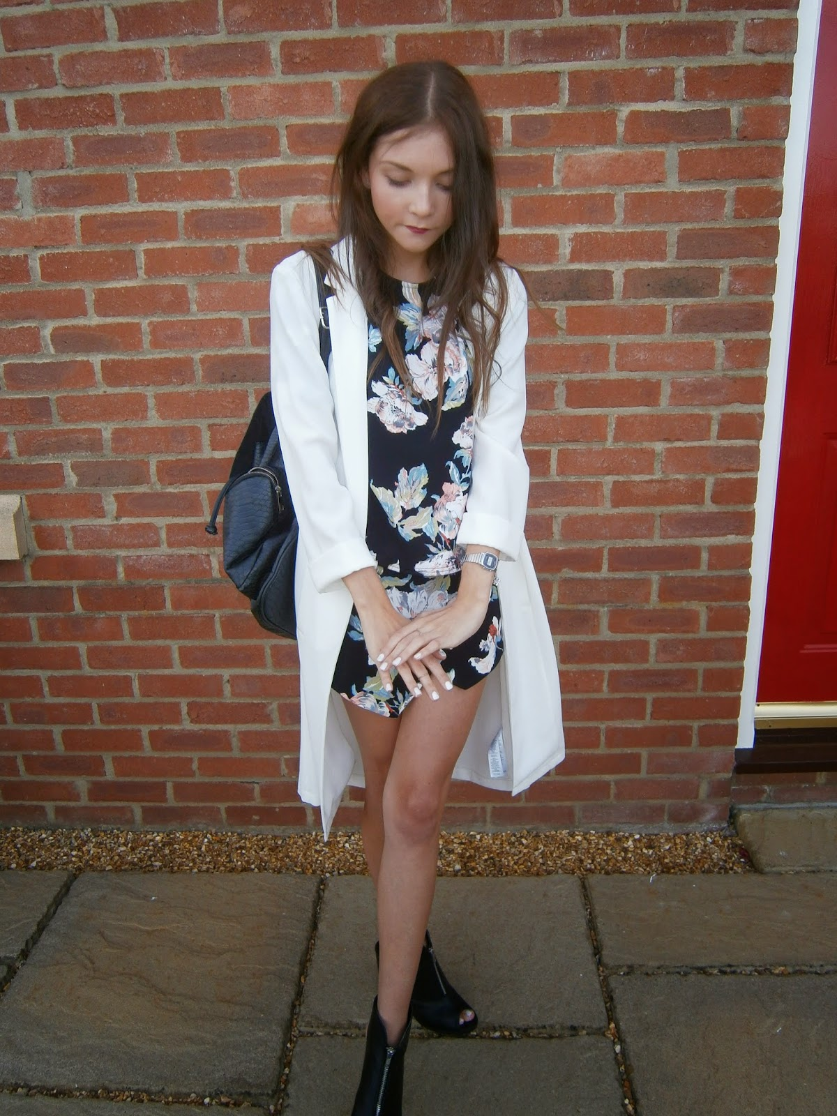 co-ord street style fashion blogger