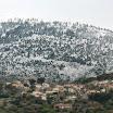 Πρώτα χιόνια στην Καρίτσα