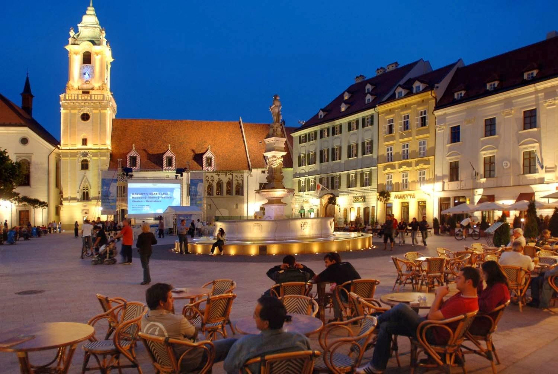 斯洛伐克旅遊