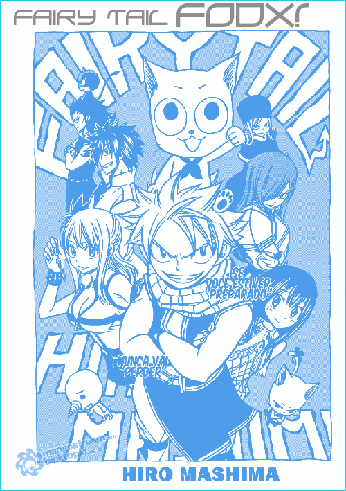 Fairy Tail Mangá 250