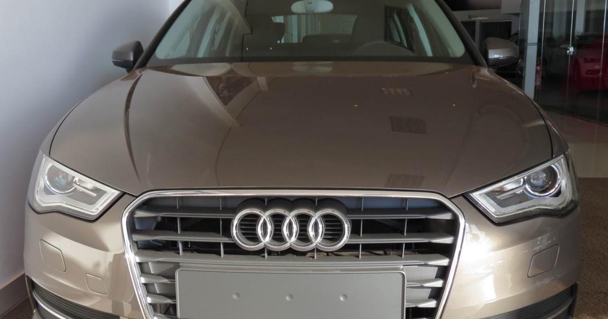 Audi A3 vende o triplo do BMW Série 1 no Brasil