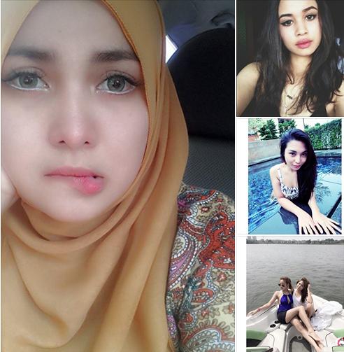 Instagram The Rich Kids Of Malaysia Kongsi Koleksi Awek Melayu Kaya Cun