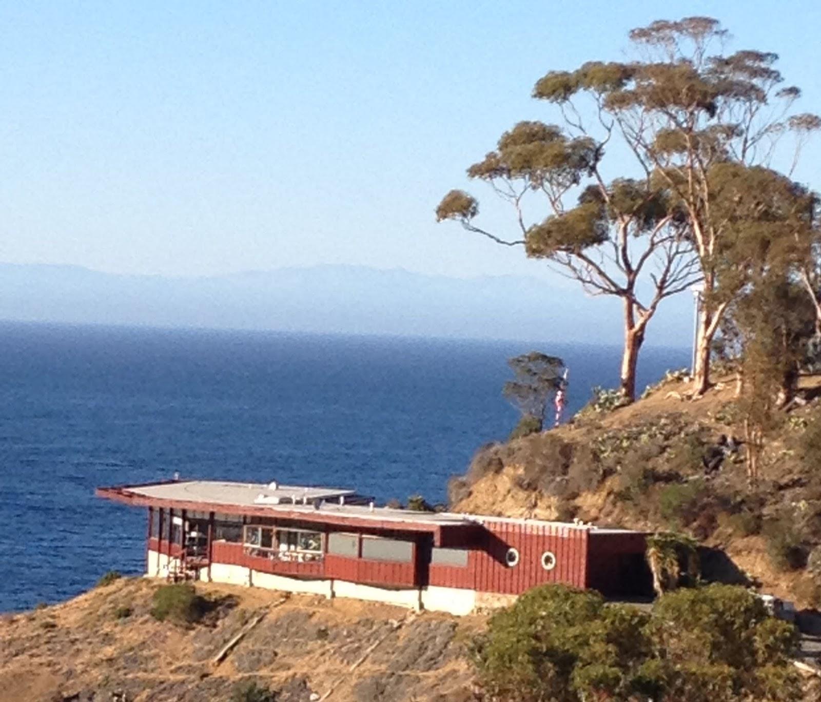 Santa Catalina Island, California, midcentury modern