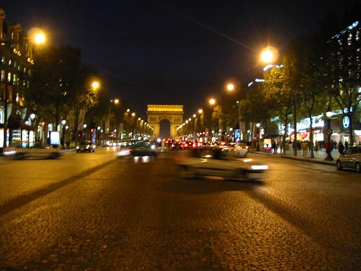 La magia de los lugares de París