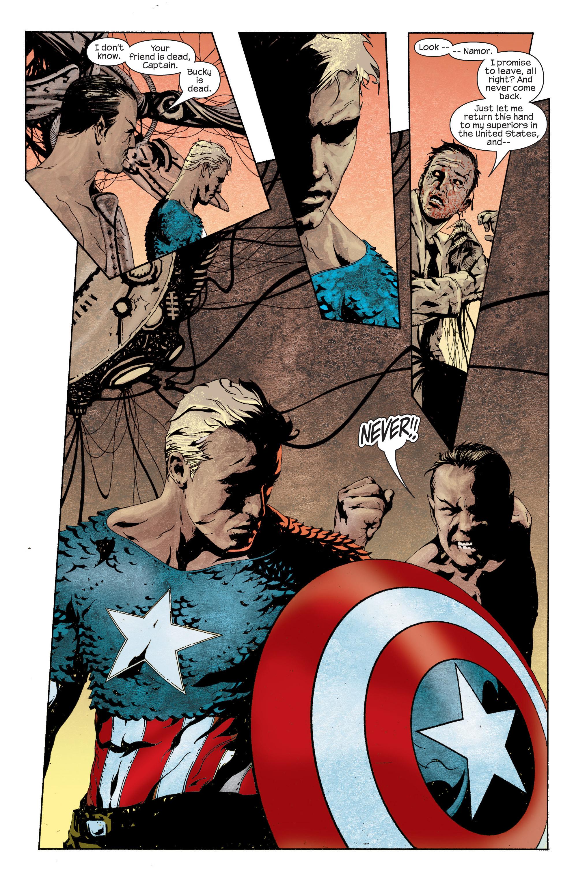 Captain America (2002) Issue #12 #13 - English 20